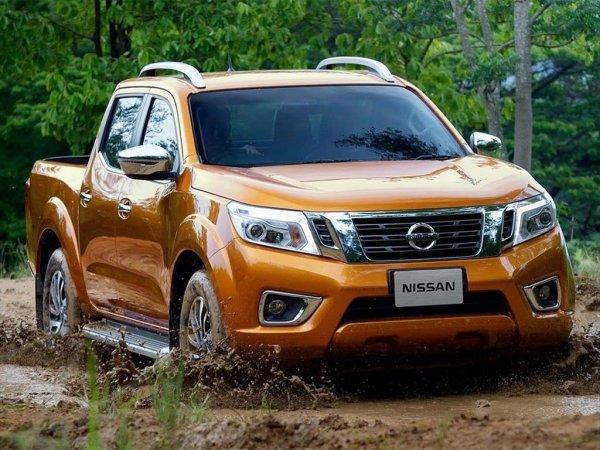 Nissan представила «экстремальный» пикап Navara Arctic Trucks