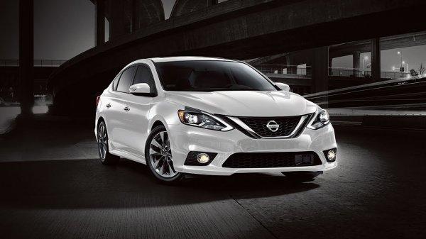 Новый седан Nissan Sentra получил электромотор