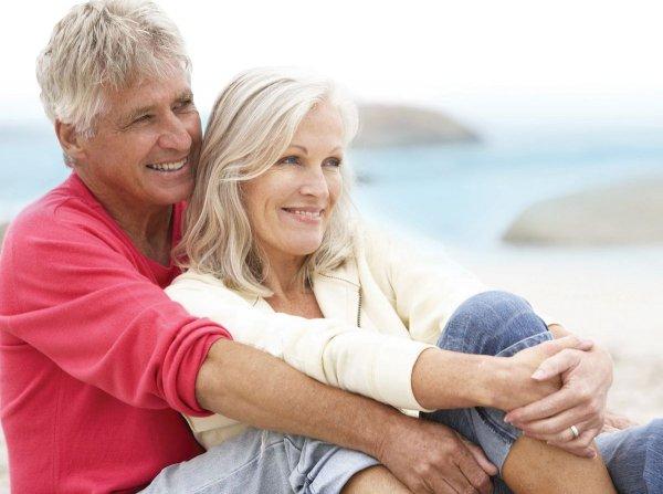 Ученые: Счастливым брак становится после 20 лет совместной жизни