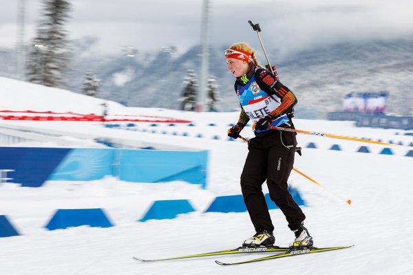 Российская биатлонистка Моисеева обвинила тренера в домогательствах