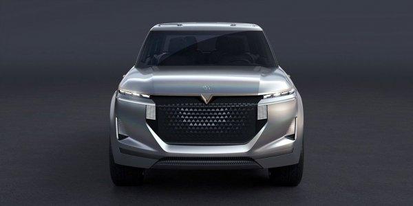 Dongfeng и Nissan представили кроссовер Venucia в стиле Range Rover