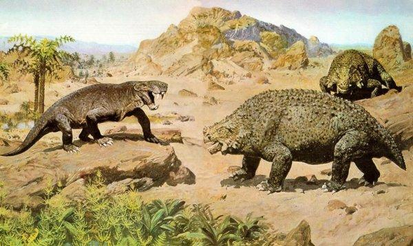 Учёные заявили, что древние ящеры исчезли не из-за смены климата
