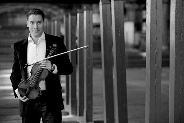 Скрипач-виртуоз Кристоф Барати сыграет на скрипке Страдивари во Владикавказе