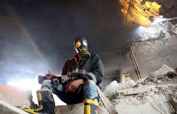 Второе место предполагаемой химатаки в Думе посетили сотрудники ОЗХО