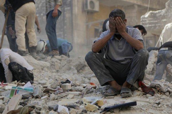 В Сирии обнаружены склады с химикатами из  Великобритании и Германии