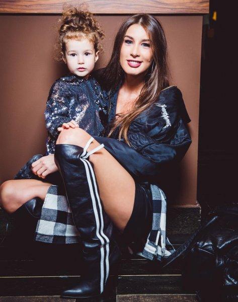 Очаровательная дочь Кети Топурии «перещеголяла» Лизу Галкину