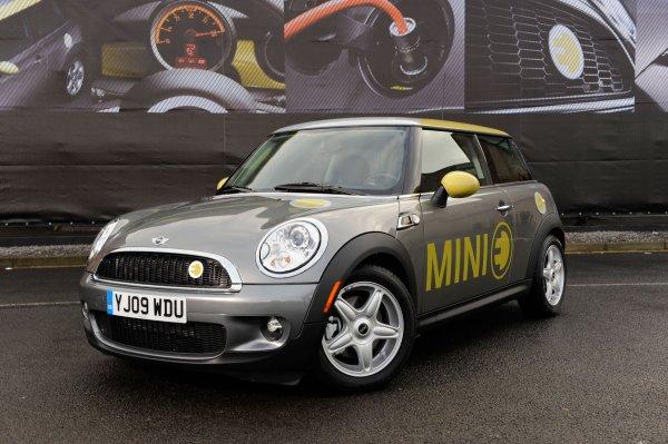 MINI объявила о выпуске своего второго электромобиля BEV
