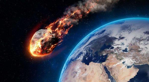Ученые показали последствия столкновения Земли с астероидом