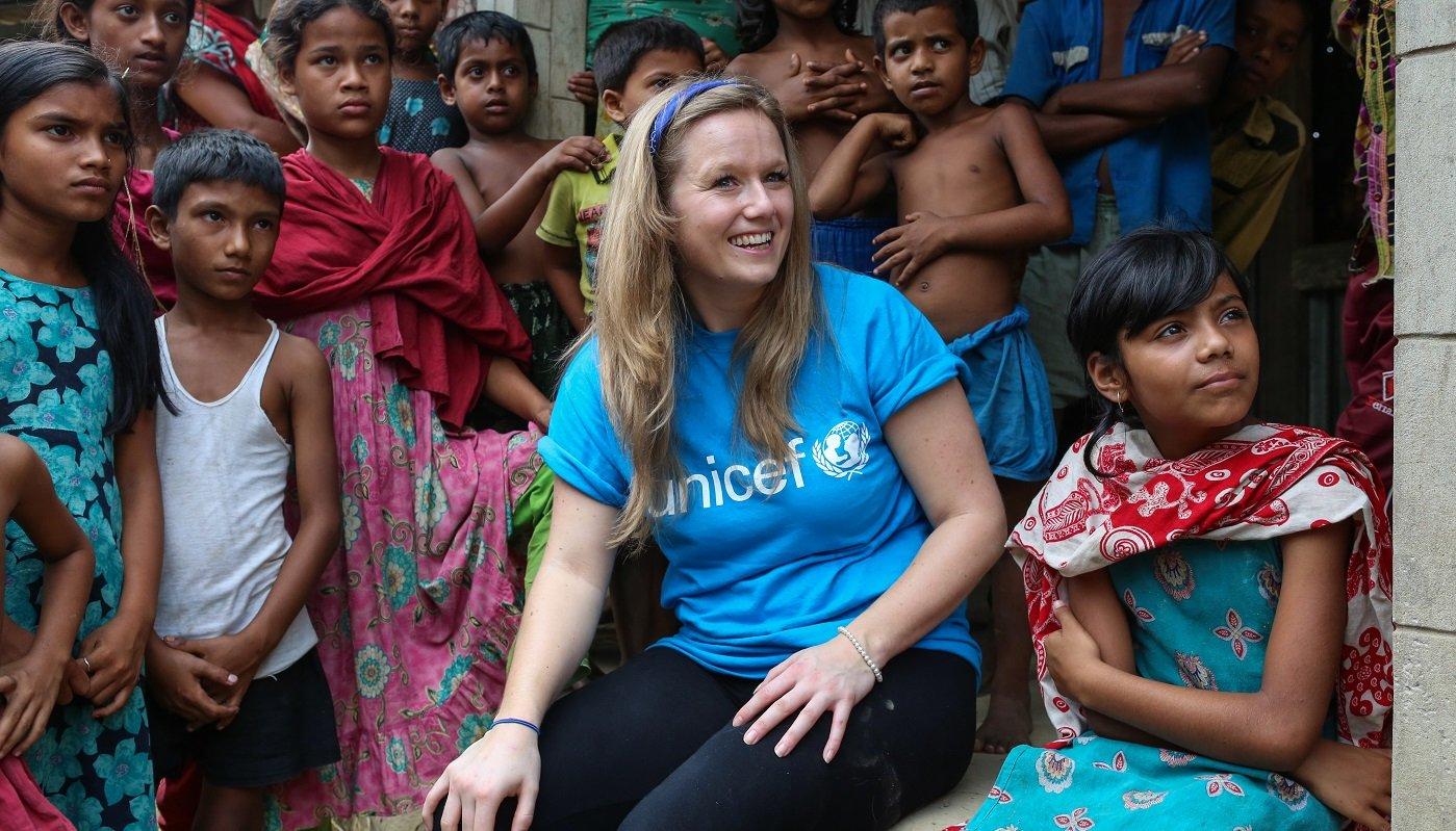 ЮНИСЕФ несомненно поможет детям изБангладеша спомощью майнинга криптовалют