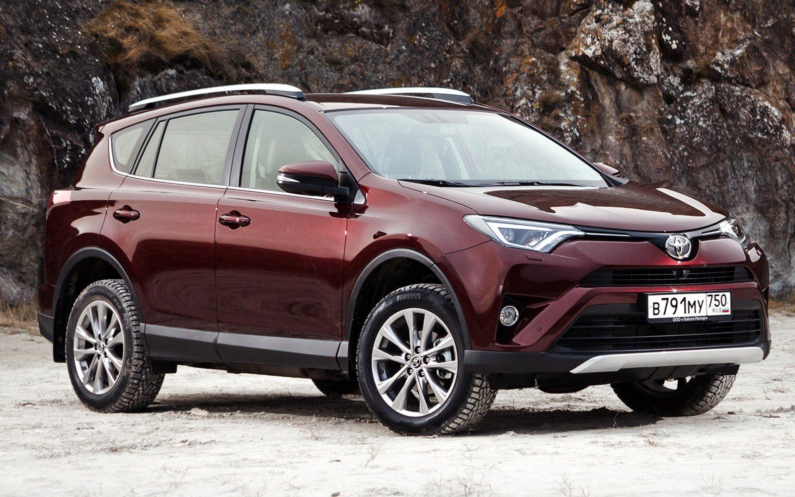 Toyota признана самым успешным японским брендом в России
