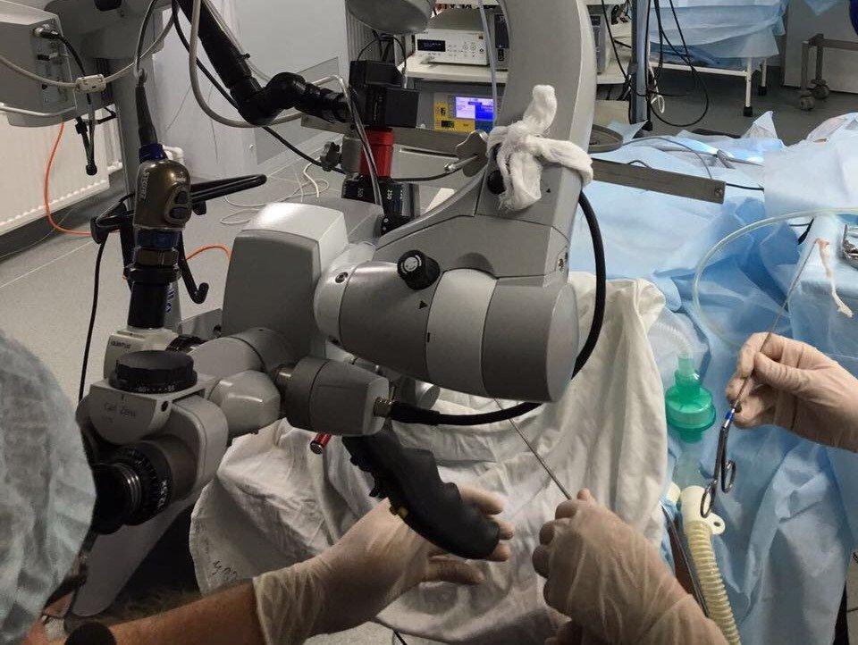 Кемеровские медсотрудники сделали пациенту челюсть изкости ноги