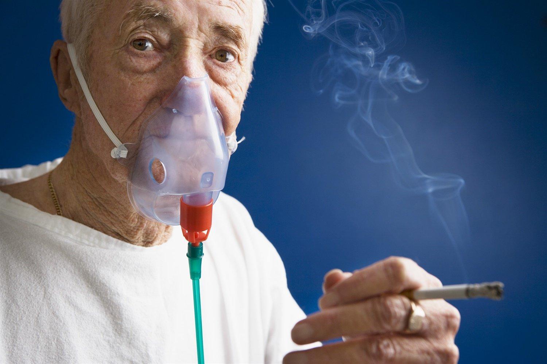 Видео разницы легких курильщика и отменного человека ошарашило Сеть