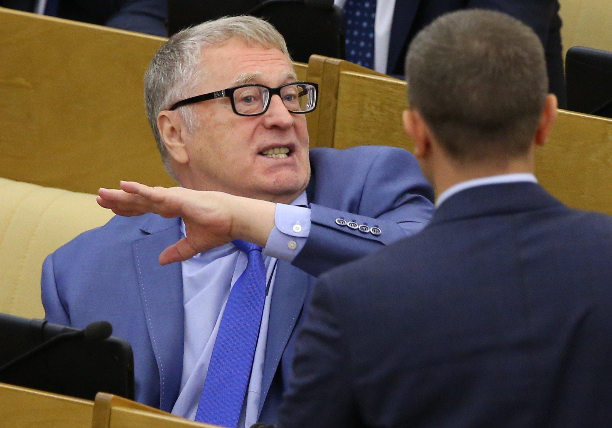 Жириновский назвал способ наказания Польши за позицию по Второй мировой