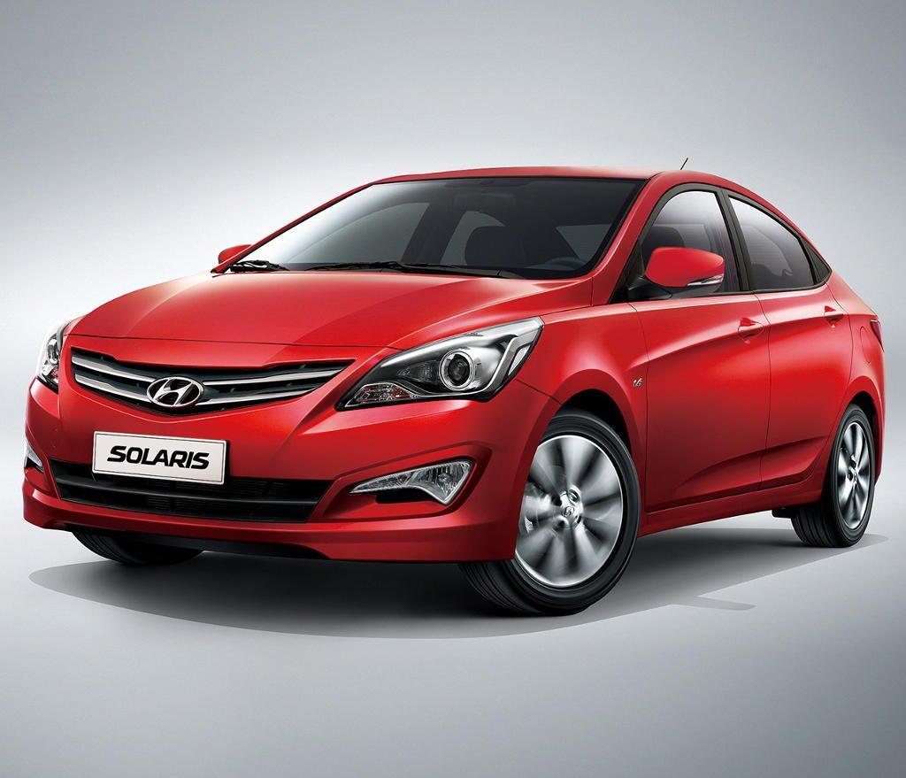 Компания Hyundai вапреле увеличила продажи автомобилей в России