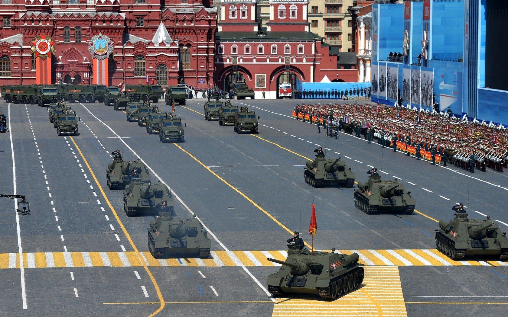 Празднование Дня Победы в столицеРФ обойдется в615 млн руб.