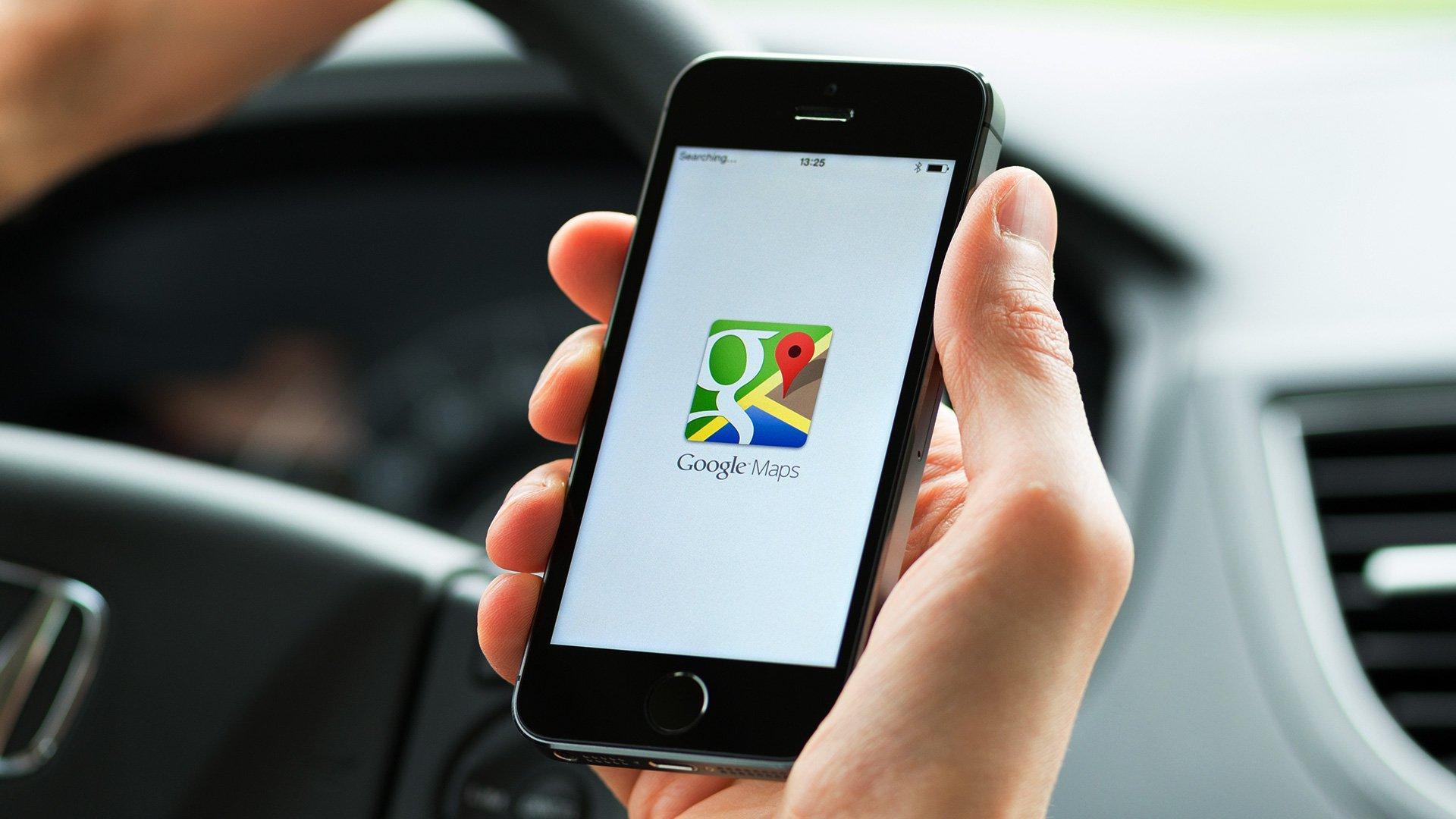 Google будет брать заиспользование сервиса Google Maps $200 вмесяц