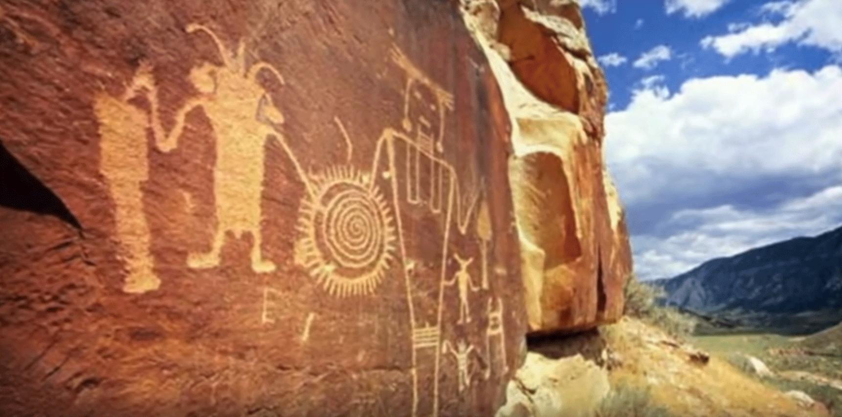 На протяжении всей истории многие древние культуры упоминали высоких белокожих людей.