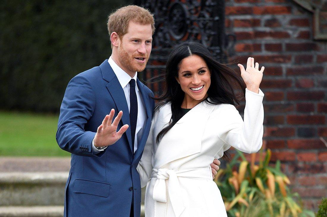 Раскрыты детали свадебного наряда невесты принца Гарри