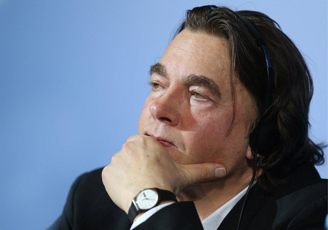 Эрнст пообещал вскоре огласить новый состав жюри шоу «Голос»