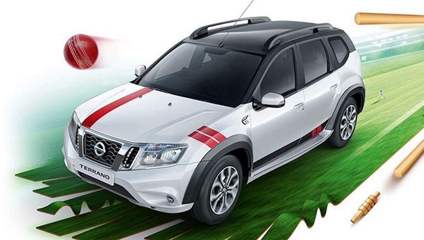 Стартовали продажи особой версии кроссовера Nissan Terrano Sport
