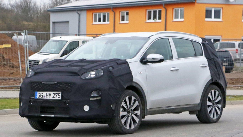Эксперты предположили, как будет выглядеть новый Kia Sportage