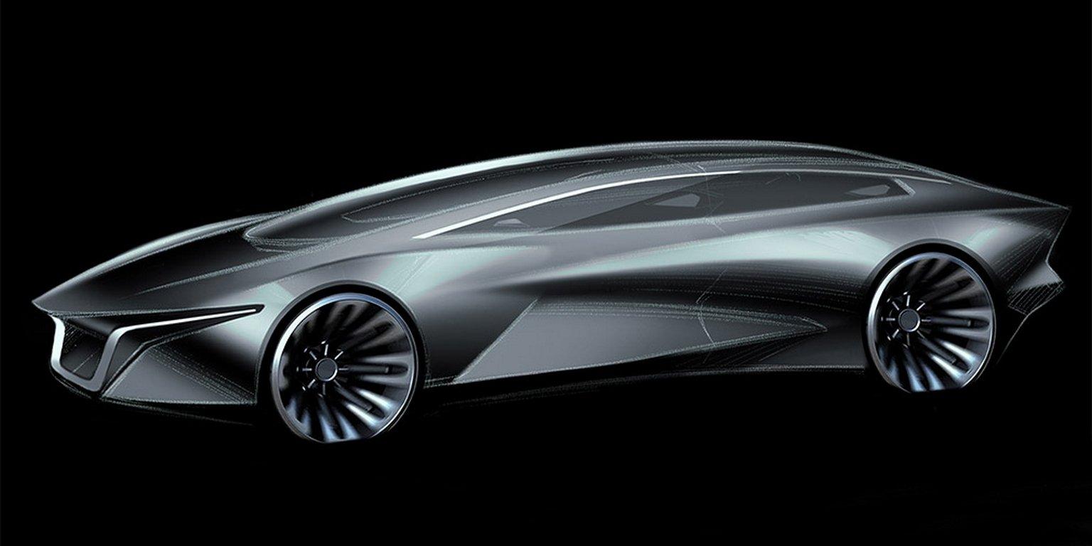 Lagonda возрождается с«кроссовера будущего»