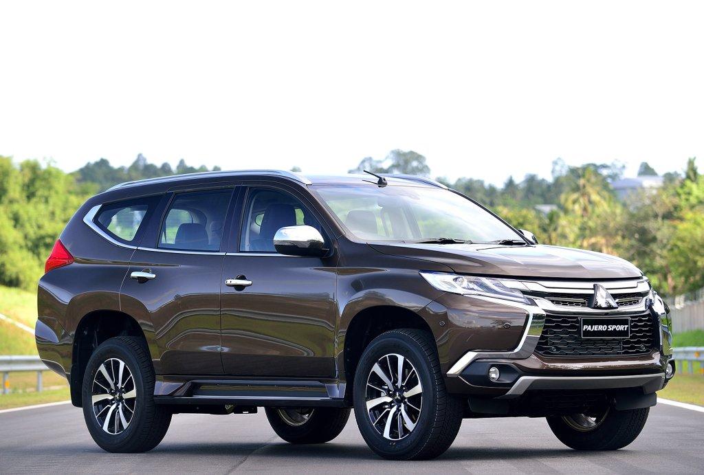 Mitsubishi в России подняла цены наряд своих автомобилей