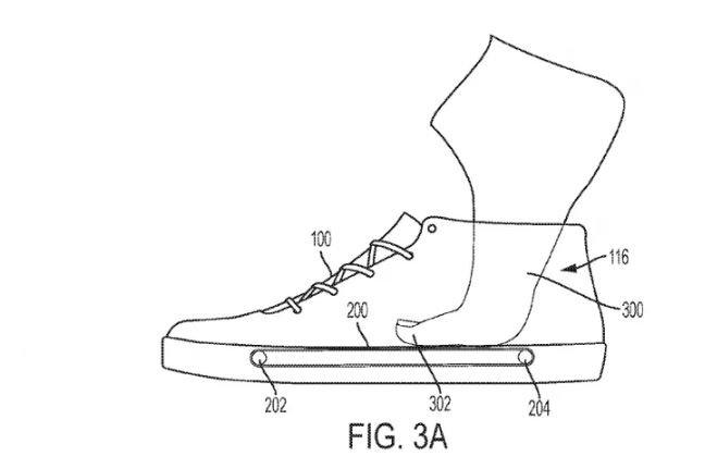 c003c5c9 Компания Nike пока только подала заявку на патент, но заявлений от компании  о массовом производстве продукта не было.