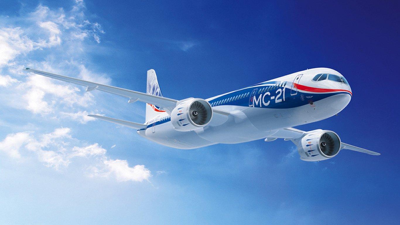 «Иркут» начал лётные тестирования 2-го самолета МС-21