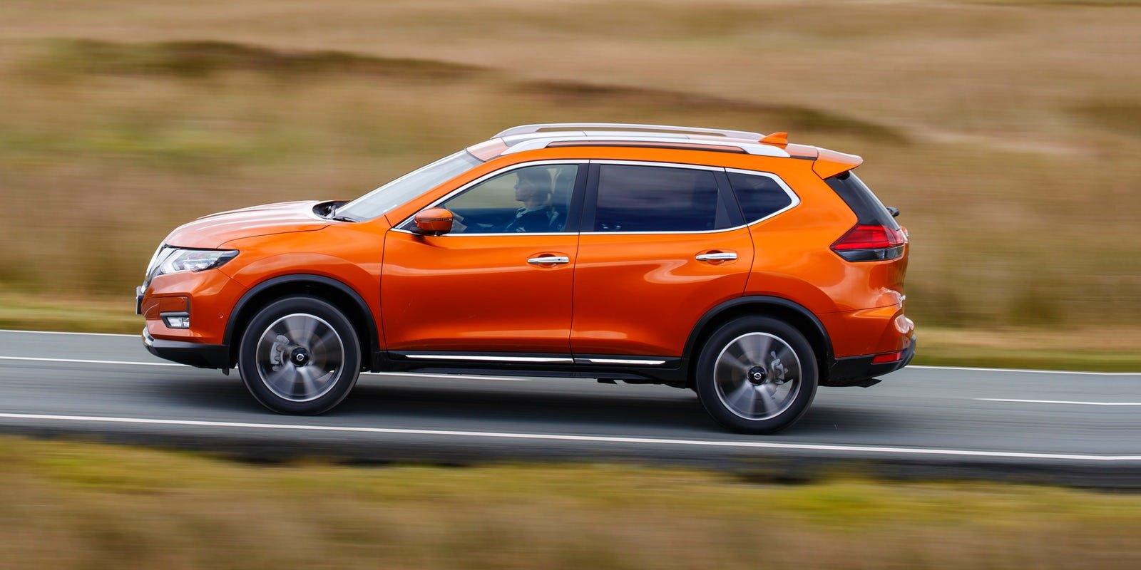 Nissan поднял цены на пять моделей выпуска 2018 года