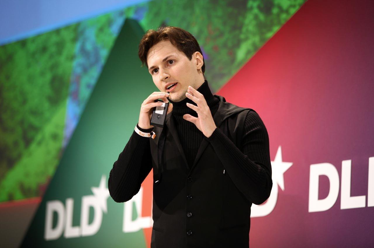 Павел Дуров хочет сделать «темный интернет»