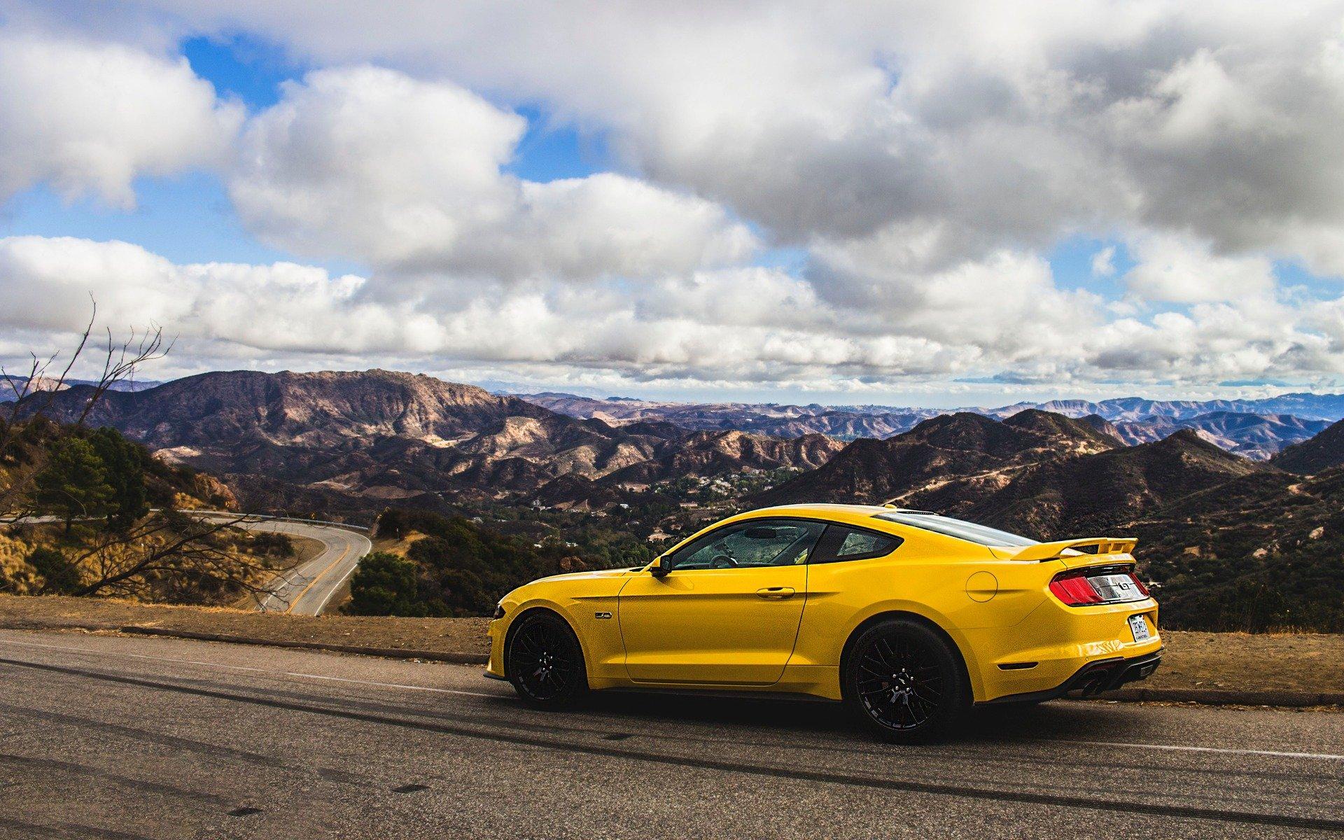 Опубликовано рекламное видео сновым Ford Mustang 2018 class=