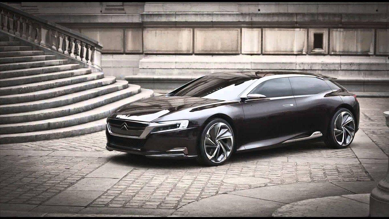DSвыпустит седан для конкуренции с BMW 5-Series