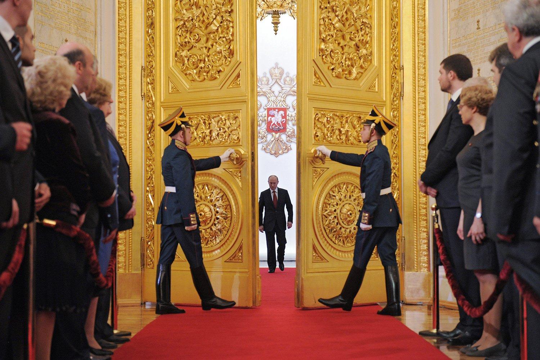 СФ: Запад ставил задачу недопустить В. Путина квыборам с2011 года