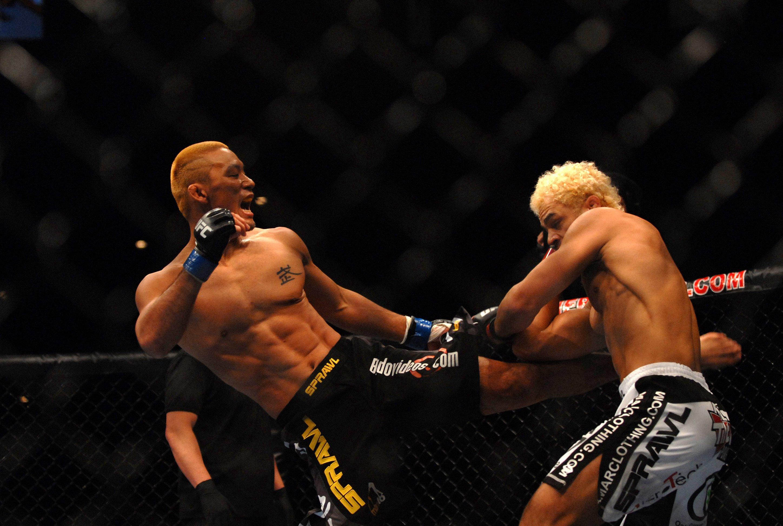 Олейник может увидеться  сВердумом натурнире UFC в столице