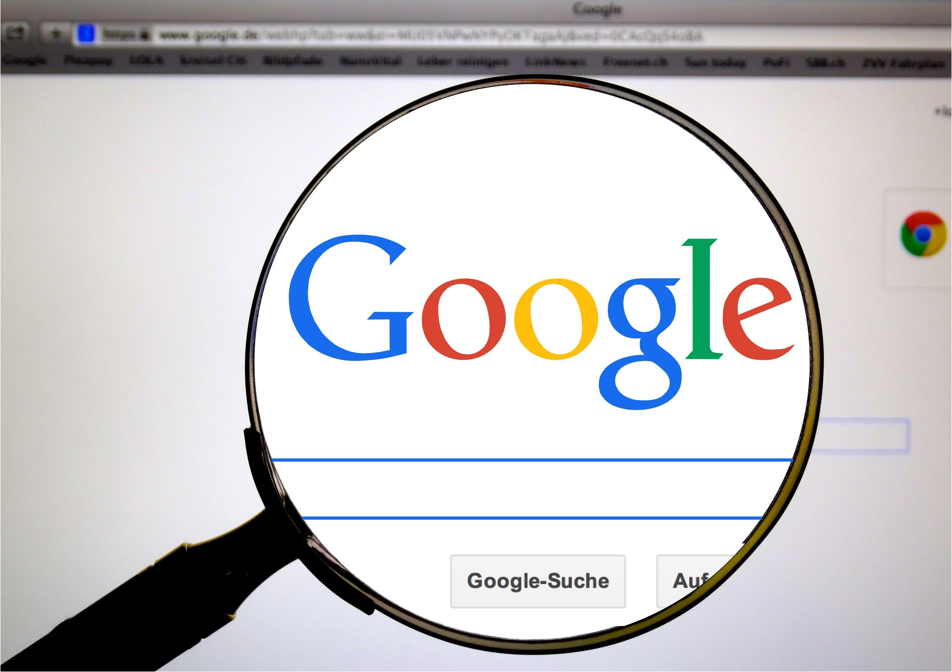Пользователи из РФ сообщили о проблемах в работе поисковика Google