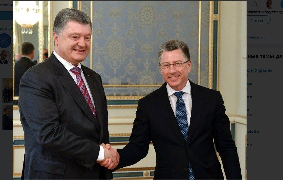Волкер назвал отличие подходов США иЕС вотношениях сРоссией