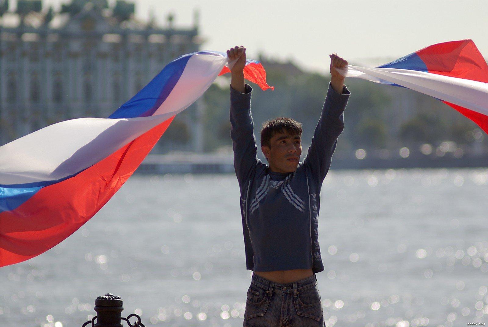 Россия фотки людей