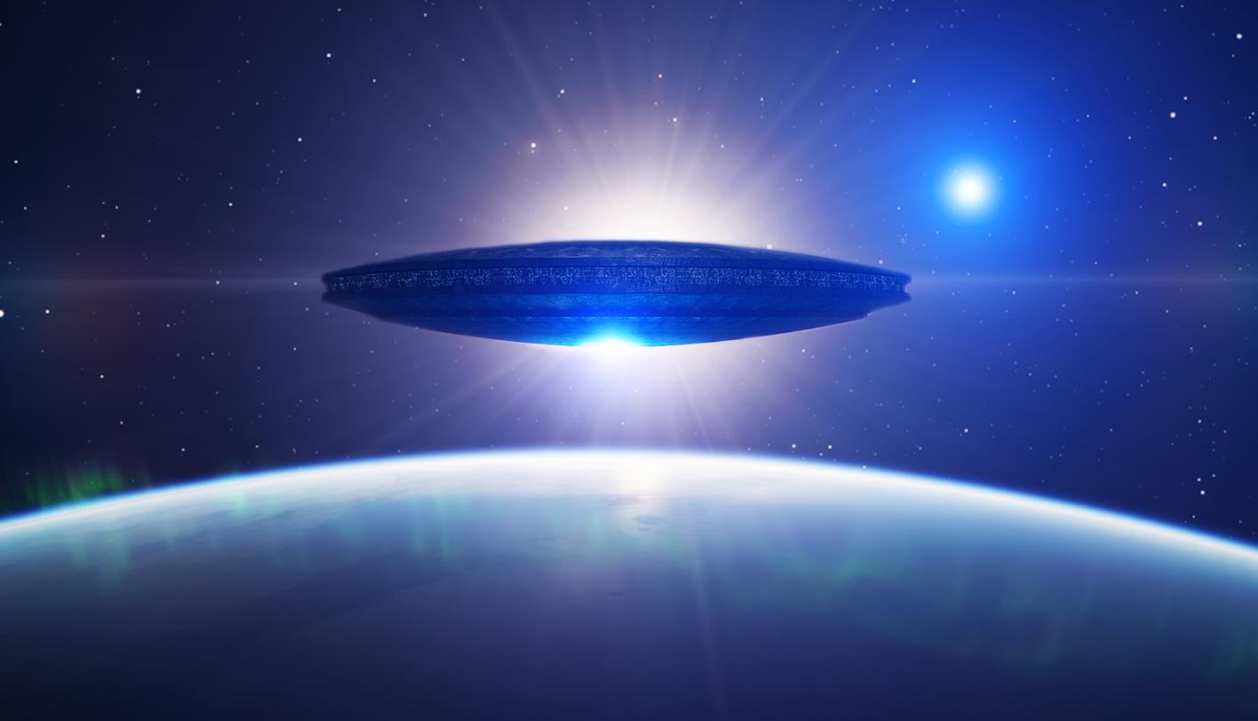 ВСША свидетели сфотографировали НЛО, который похож наангела