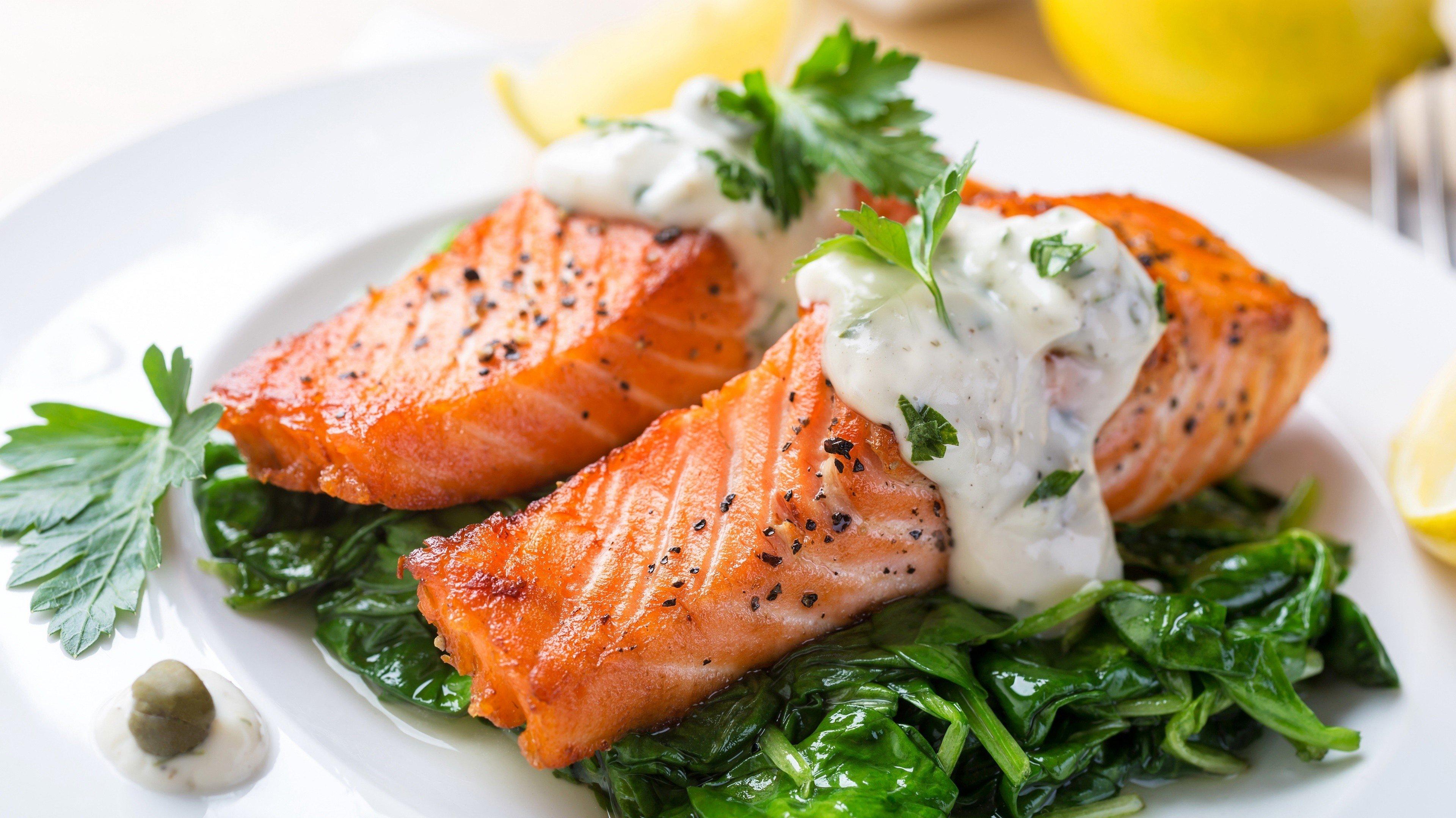 Польза рыбы в рационе питания