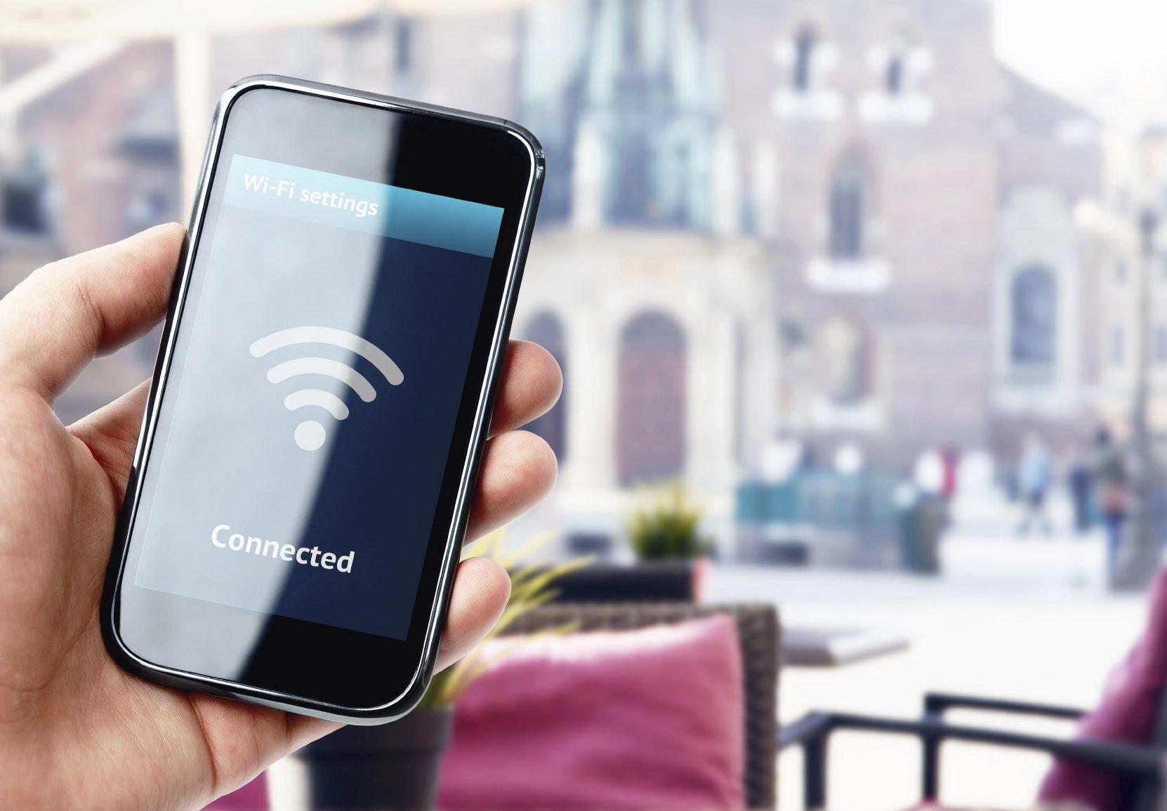 В РФ запустят бесплатный Wi-Fi