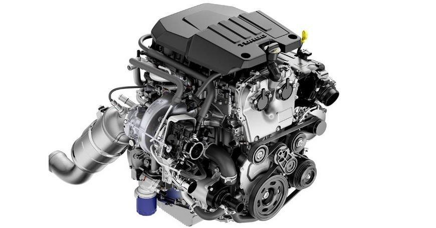 Новый пикап Шевроле Silverado 1500 расширил линейку двигателей