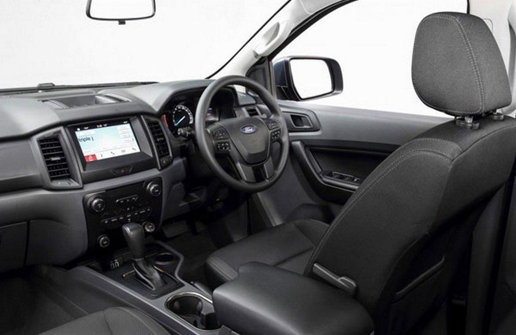 Глобальный пикап Ford Ranger обновился во второй раз