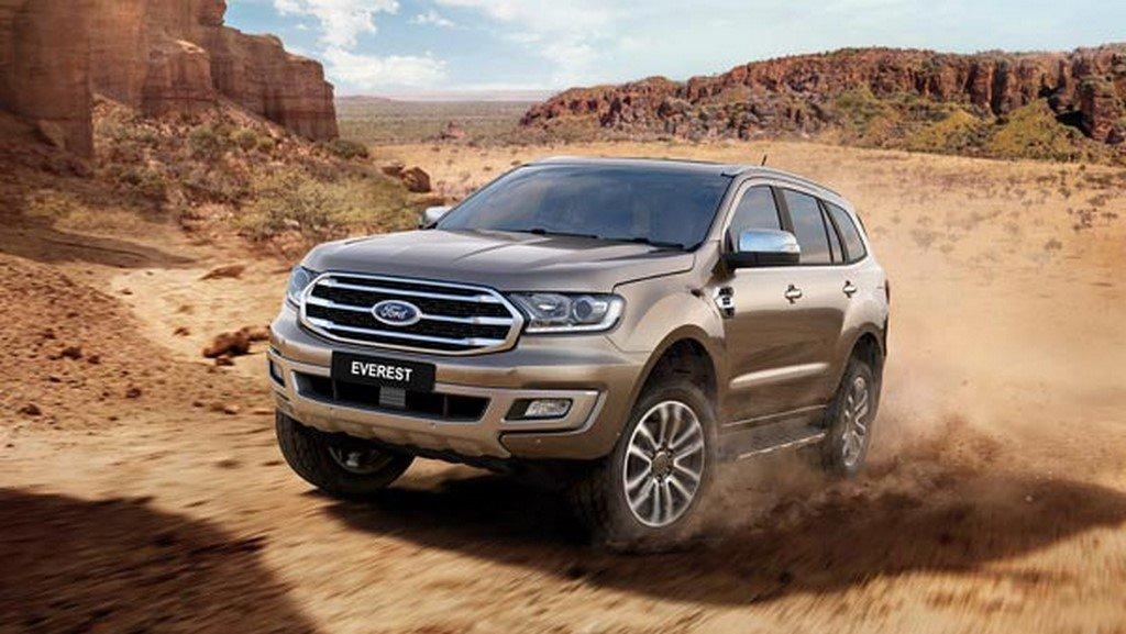 Глобальный пикап Форд Ranger обновили во 2-ой раз
