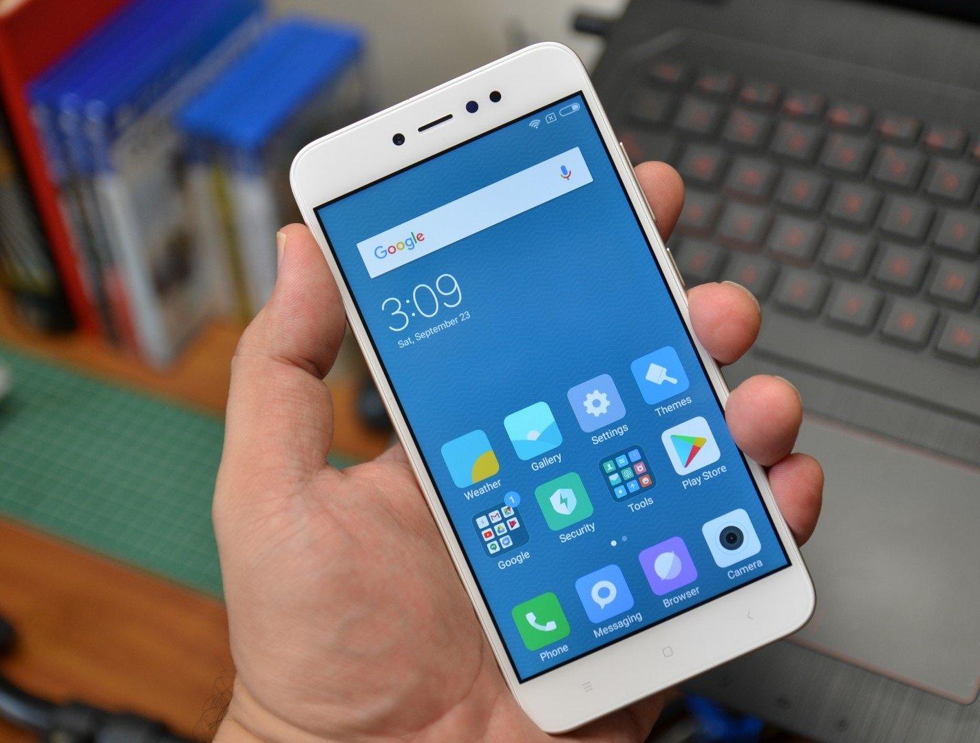 Xiaomi Redmi 5A стал наиболее популярным Android-смартфоном