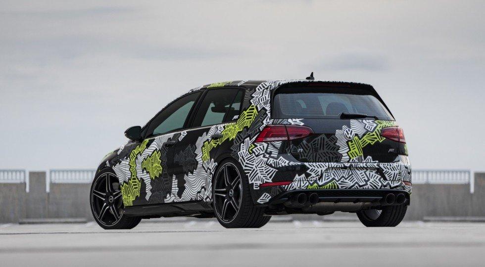 VW продемонстрировал несколько необыкновенных авто