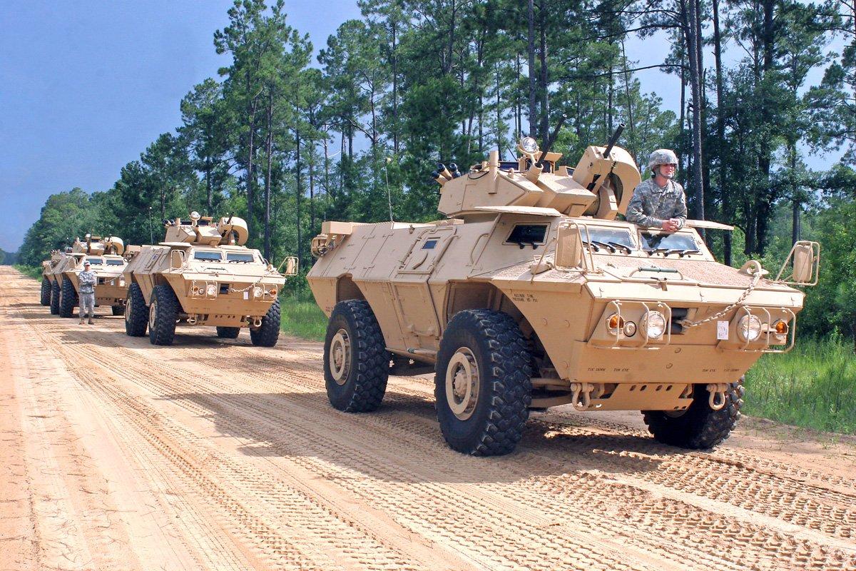 ВБельгию доставили американскую военную технику для последующего развертывания вВосточной Европе