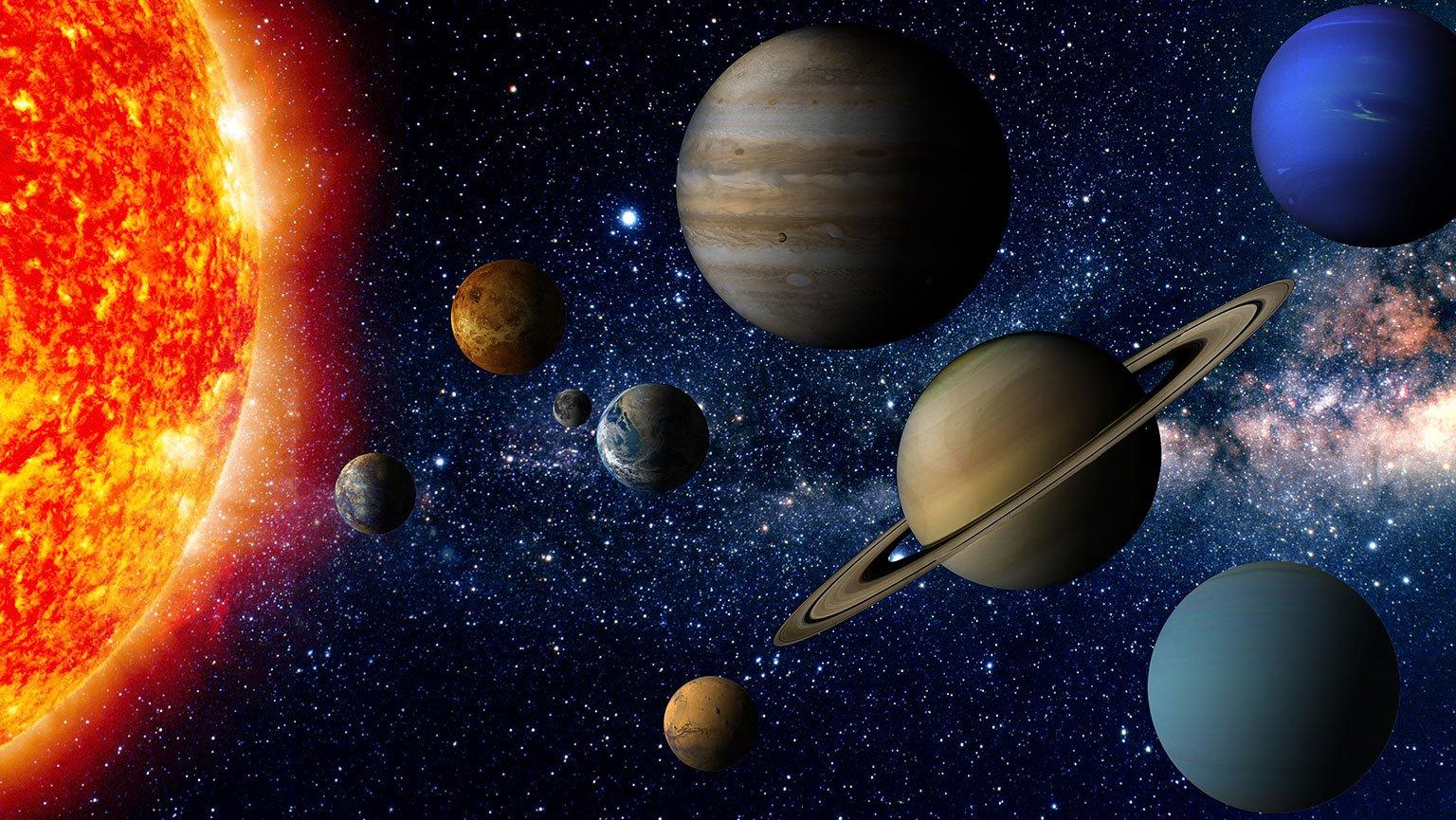 подсунул свою картинки настоящего космоса и всех планет сладкий, тесто кефире