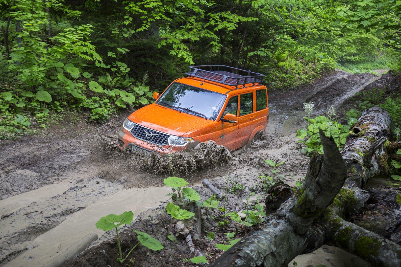 UAZ начал продажи экспедиционной версии джипа  Патриот