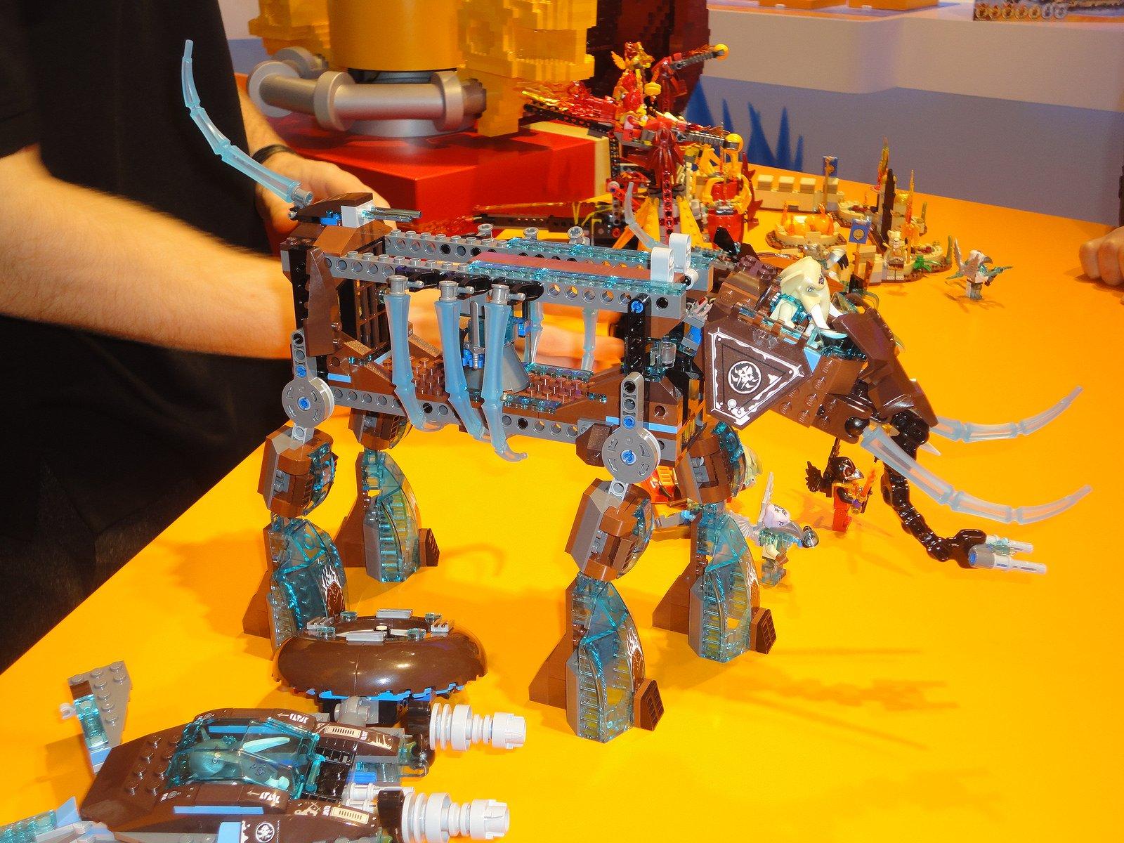Палеонтологи раскритиковали новый набор Lego